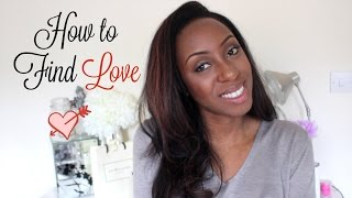 How To Find Love Using The Law of Attraction | Style With Substance