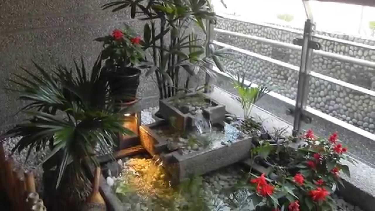 方型陶瓷流水造景~上華藝品~上華造景~0958505913 - YouTube