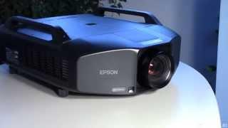 Обзор инсталляционного проектора Epson EB-Z10005U