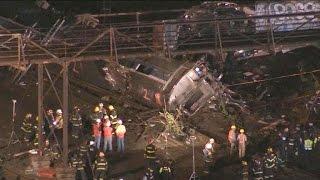 Video Deadly Amtrak train derailment in Philadelphia download MP3, 3GP, MP4, WEBM, AVI, FLV Agustus 2018