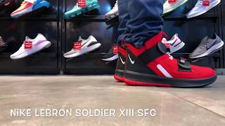 Don't Buy the Nike Lebron Soldier XIII SFG without Watching this FIRST!