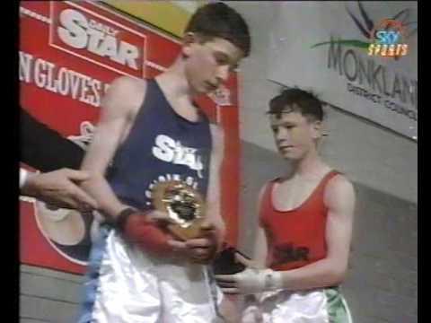 Daily Star Golden Gloves tournament 1993