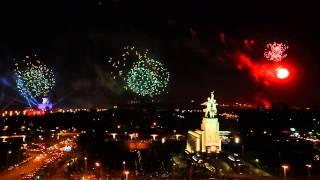 видео Фейерверки в Новый год: рекорды, достижения, история