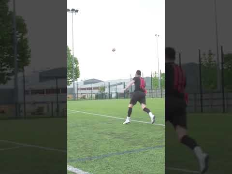 THAT CURL VOLLEY TEKKERS! 🤪😱 #Shorts Thumbnail