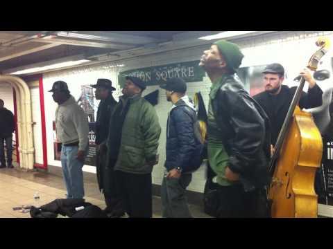 Acapella Soul DooWop in New York