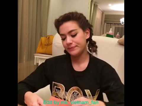 Kimberley studied Thai's language