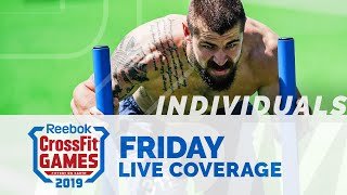 Individual Event 4 , Sprint Couplet - CrossFit Games