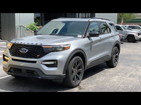 2020 Ford Explorer ST Review – The Best Ford SUV Ever Produced ?
