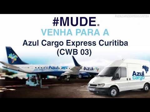 Azul Cargo Express Curitiba - Avenida Brasília, 4977 - Novo Mundo