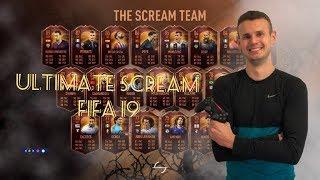 Хеллоуин в Фифа 19.Как заработать монет на скрим картах. Fifa 19 Ultimate Team