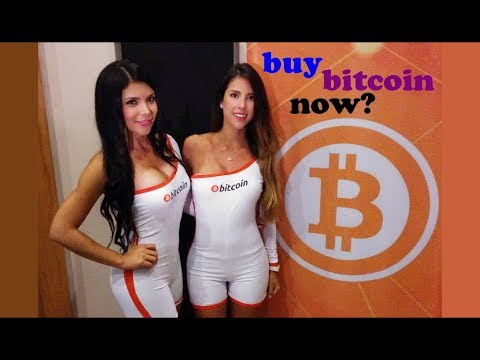 Buy Bitcoin Now? // Investing in cryptocurrency ethereum litecoin ripple monero dogecoin dash stocks