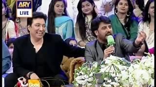 Good Morning Pakistan with Nida Yasir Walima Special 13th May 2016