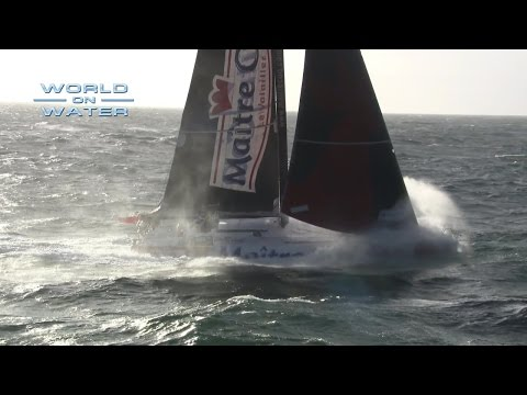 World on Water Vendee Globe Report Dec 03 16 Week 5, Dec 2 , Colman more