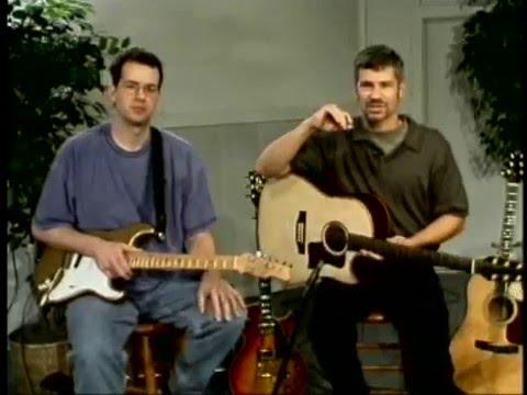 Paul Baloche & Glenn Pearce Worship Guitar Tutorial