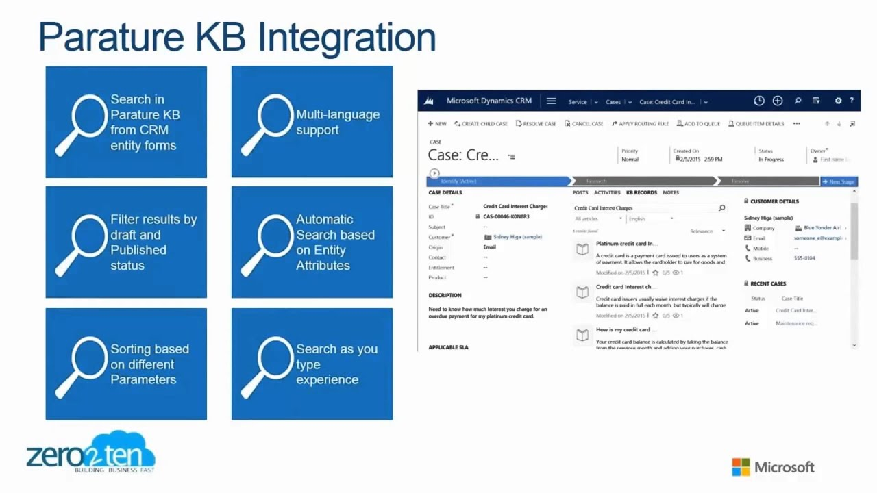 11-Parature KB Integration with Microsoft Dynamics CRM 2015 Spring ...