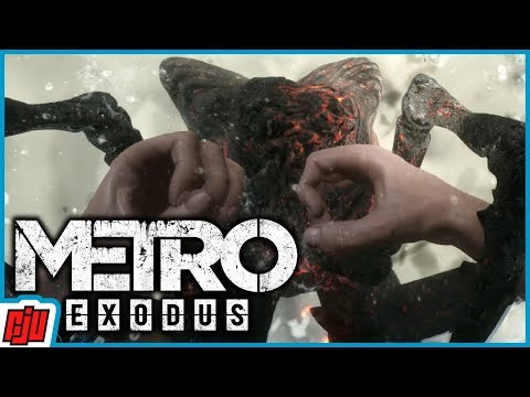 Metro Exodus Part 9   FPS Horror Game   PC Gameplay Walkthrough