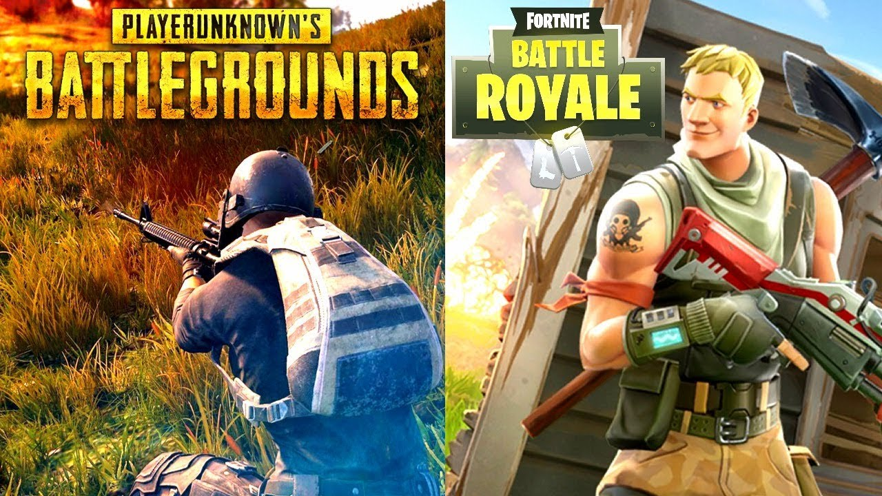 Pubg Vs Fortnite Battle Royale Which Is The Best Game
