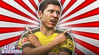 *PRZEPOTĘŻNY* ROBERT LEWANDOWSKI FIFA 19: ALVIN I WIEWIÓRKI [#10]