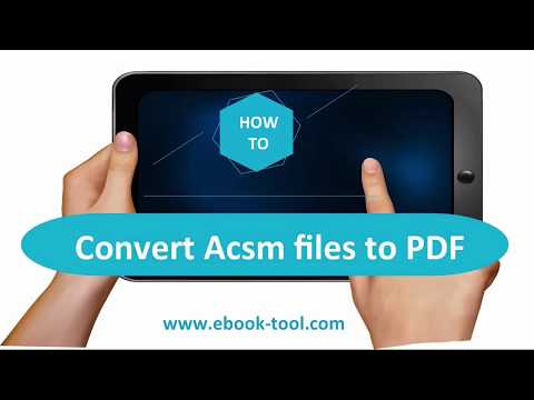 tutorial:-how-to-convert-acsm-files-to-pdf