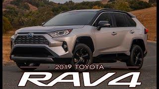 2019 Toyota RAV4 XSE Hybrid – Interior, Exterior and Drive