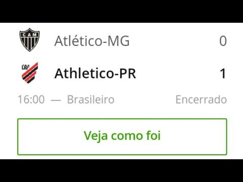 Atlético-MG 0 x 1 Athletico-PR - Melhores Momentos - Brasileirão - 24/11/2019 | Futebol