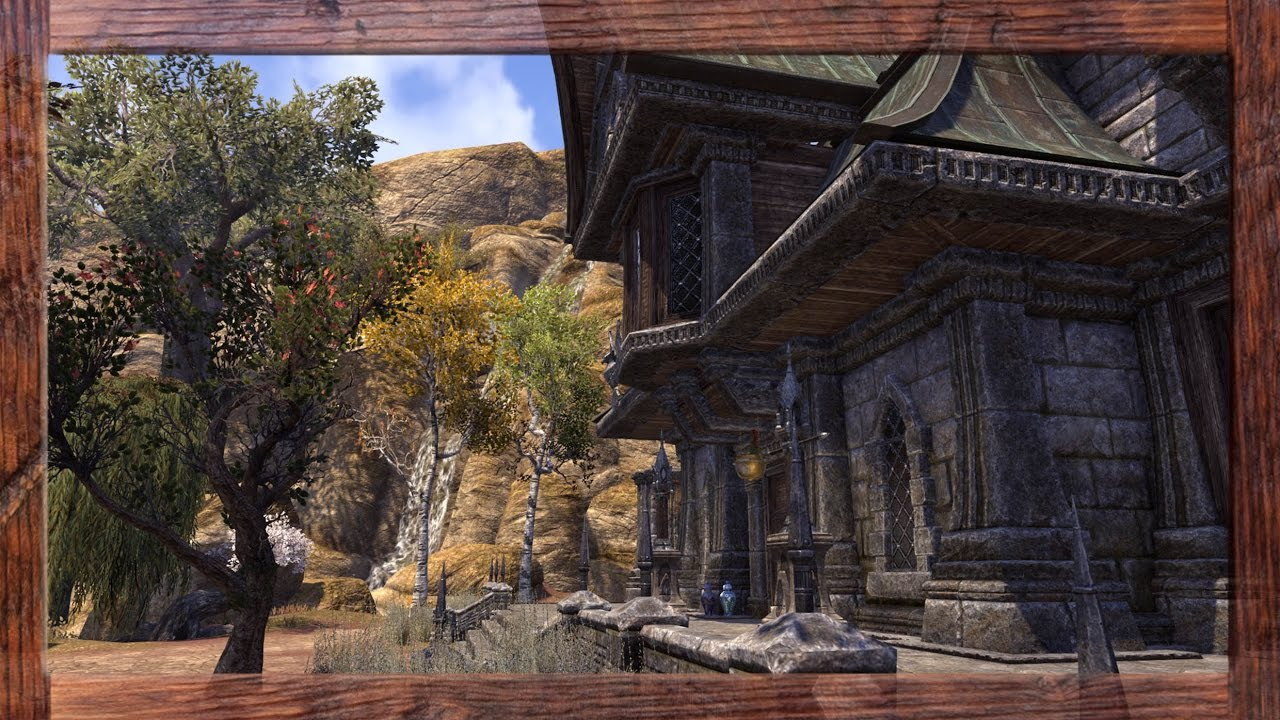 Eso pts strident springs demesne fully decorated youtube for Fully decorated homes