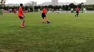 Publication Date: 2019-07-25 | Video Title: 九龍華仁書院 VS 梧州青訓體校U14 (Day 3) 下半