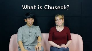 a beginner's guide to 추석 (Chuseok)