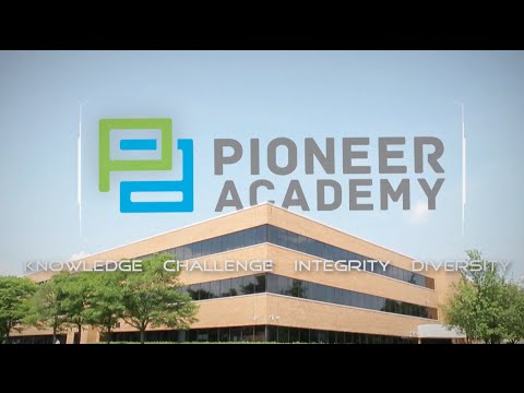 Welcome to Pioneer Academy!