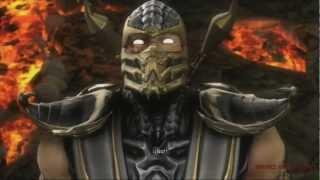 Scorpion captitulo 3 modo historia en español (mortal kombat 9)