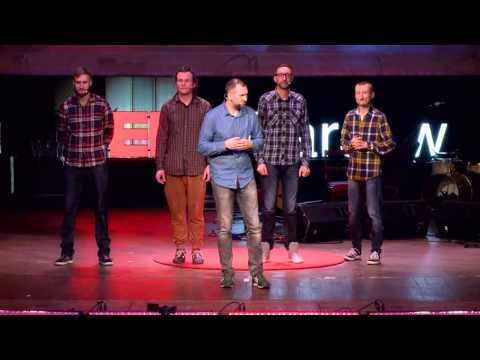 Improv theatre   Hofesinka   TEDxWarsaw