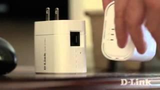 D-Link Kit de démarrage CPL wifi