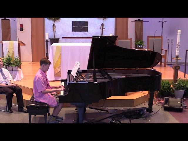 20 Beethoven, Sonatina in F: Rondo