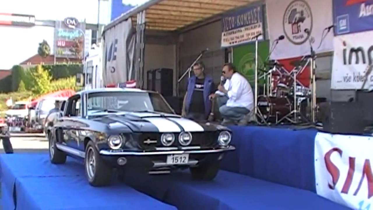 Mustang riders club - Sraz OC Letňany - YouTube 4f93e2c65e
