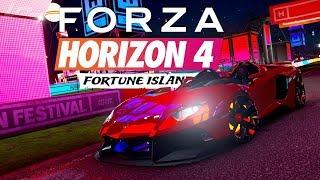 Leviathan & Kraken! Das Finale! - FORZA HORIZON 4 FORTUNE ISLAND Part 15   Lets Play