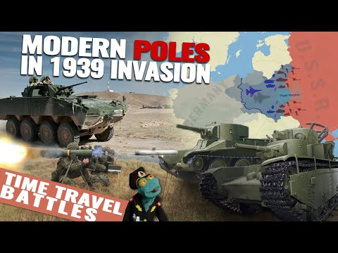 Could the modern Polish military protect the 1939 Poland? (part 2 of the series)