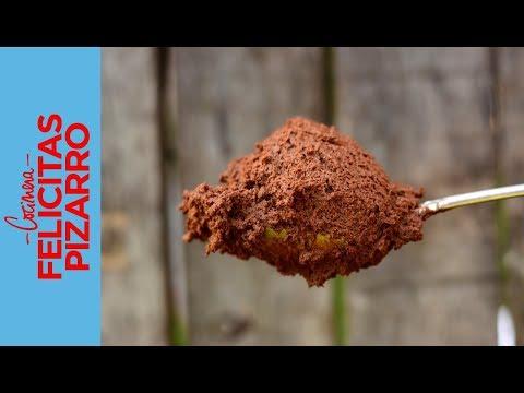 Mousse de Chocolate Extra Cremosa (Chocolate Mousse) | Felicitas Pizarro