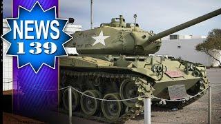 T-54 Light Oraz M41 Walker Bulldog - News - World Of Tanks