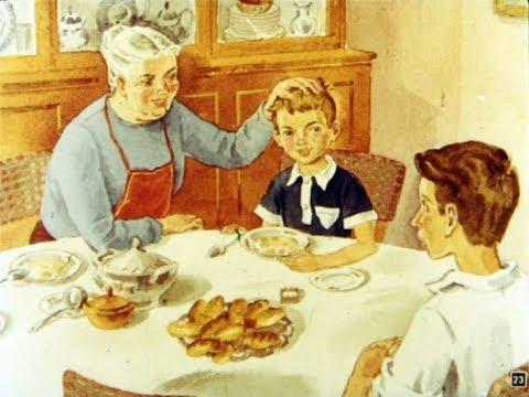 Волшебное слово В.А. Осеева. Рассказ для детей