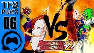 TFS Dragonball Marathon: Raging Blast 2 - 6 - NEIZU VS NAIL & KRILLIN