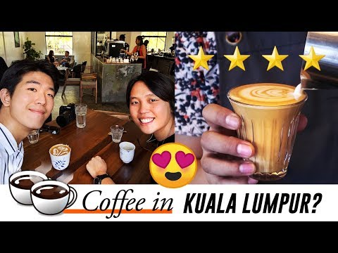 "COFFEE HOPPING IN KUALA LUMPUR! Reviewing 4 ""famous"" coffee cafés"