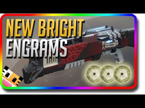 Destiny 2 - ILLUMINATED ENGRAM STOCK! (Exotic Ships, New Ornaments, Exotic Ghosts, Exotic Sparrows)