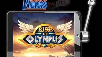 Der Rise of Olympus Slot von  Play'n GO