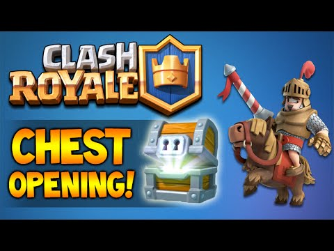 CLASH ROYALE   MULTIPLE CHEST OPENINGS! + WORST ATTACK EVER!! (Clash Royale)