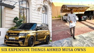 SIX Expensive Things Ahmed Musa OwnsMansionsCarsNetworthSalary
