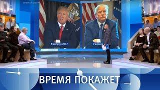 Политика США в трех твитах. Время покажет. Выпуск от 11.04.2018