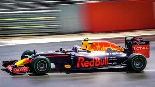 British GP with GoPro & RedBull!