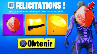 "PLEASE YOUR FREE CADEAUX OF ""MODE ARÈNE"" ON FORTNITE!"