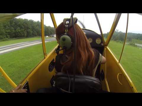 1946 Piper J-3 Cub - Tailwheel Endorsement Training -  High Winds