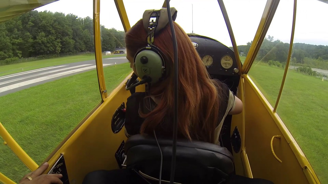 cf73ee8f37ddc 1946 Piper J-3 Cub - Tailwheel Endorsement Training - High Winds ...